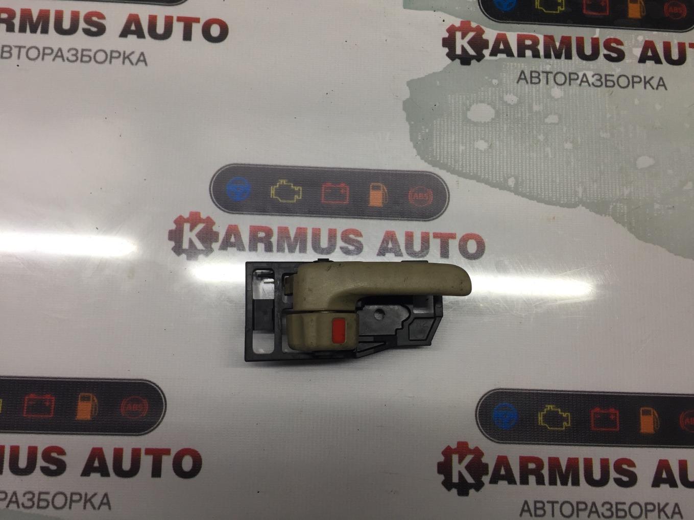 Ручка двери внутренняя Toyota Vista Ardeo SV50 3SFSE задняя правая