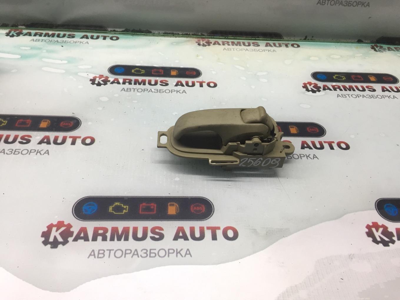Ручка двери внутренняя Nissan Tiida C11 HR15DE передняя правая