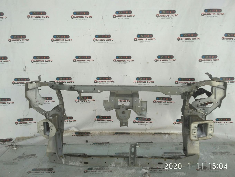 Рамка радиатора Nissan Tiida C11 HR15DE