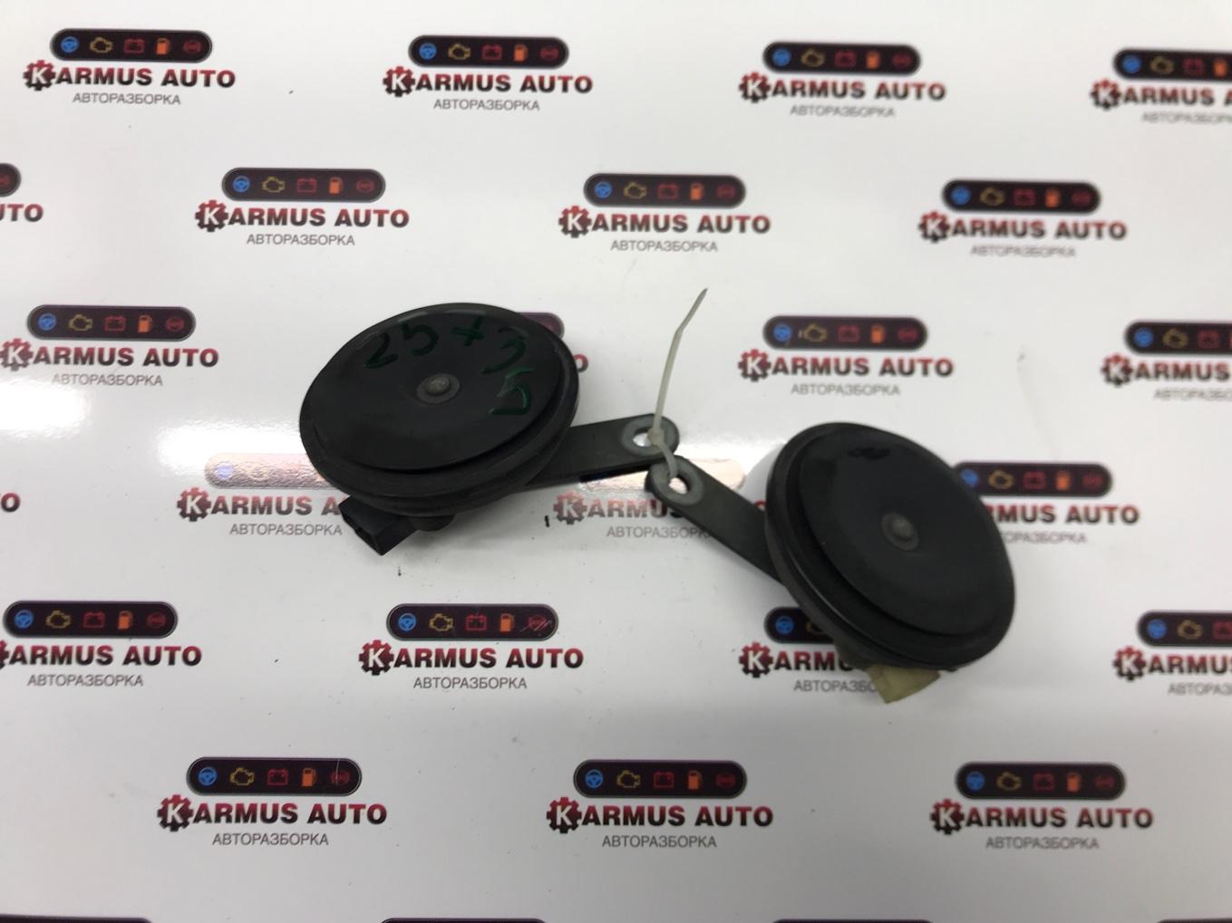 Звуковой сигнал Toyota Avensis AZT250 2AZFSE