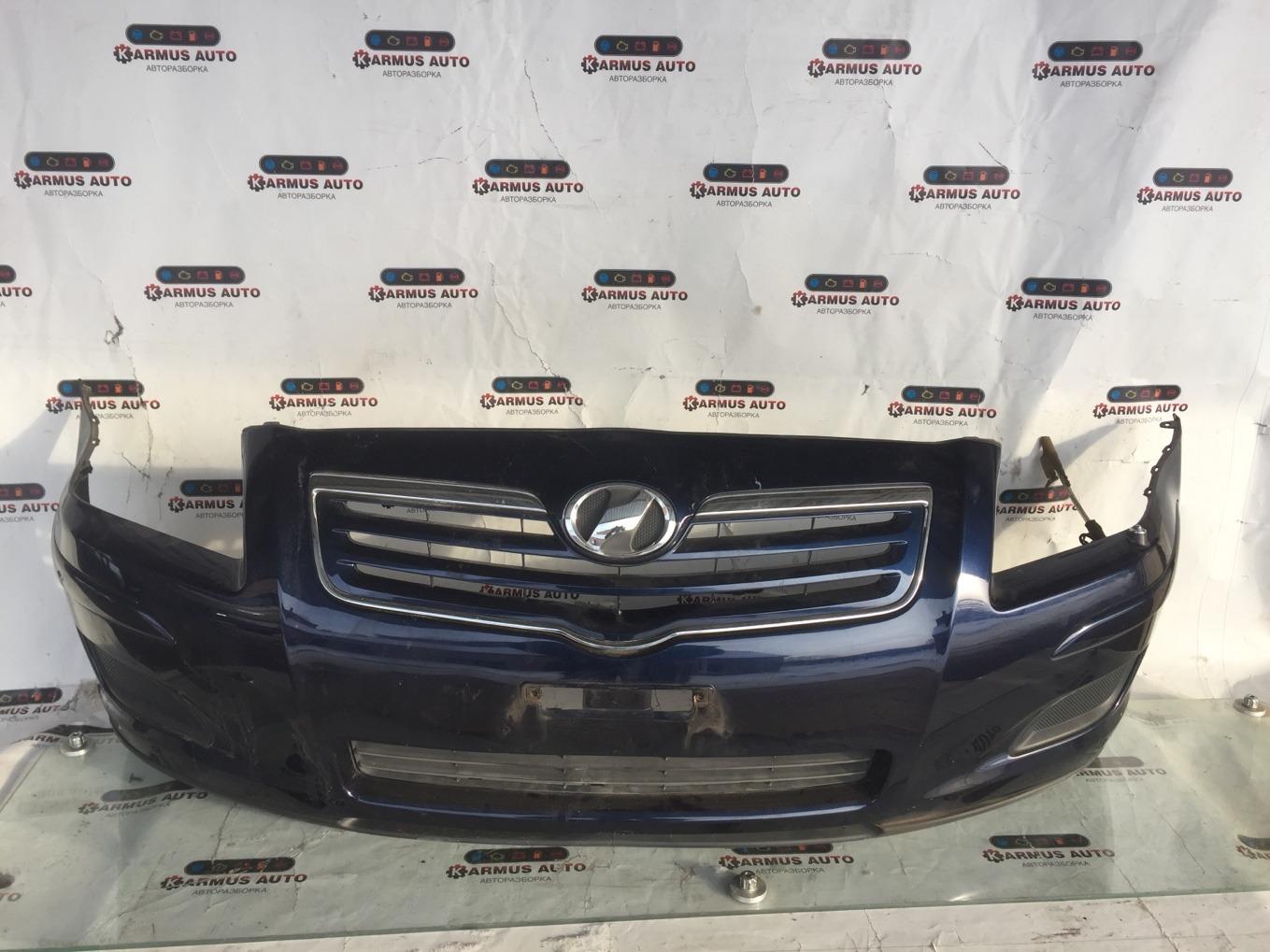 Бампер Toyota Avensis AZT250 2AZFSE передний