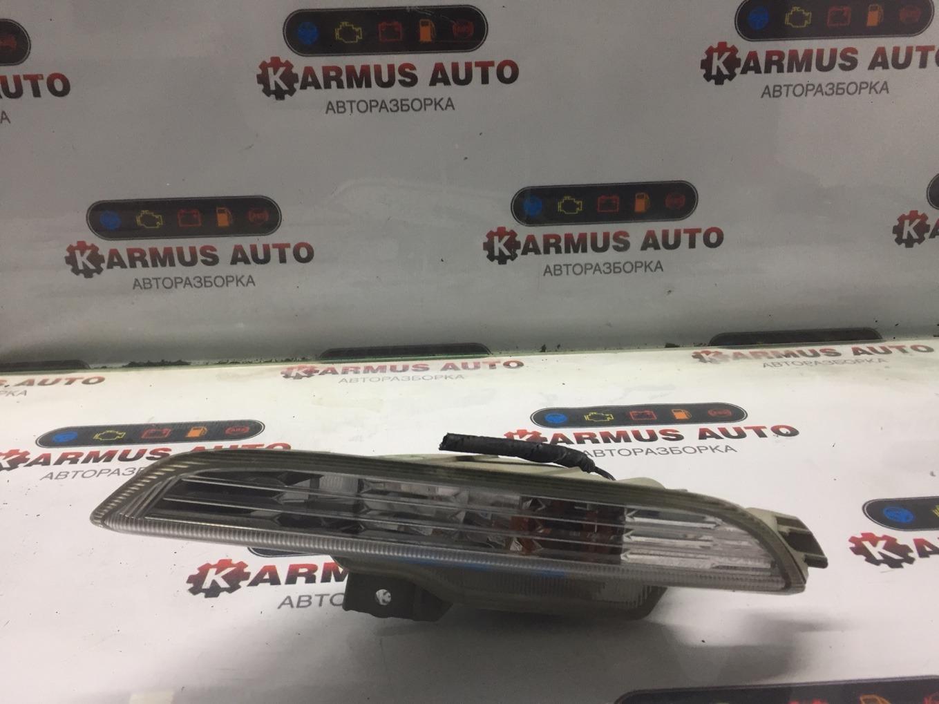 Повторитель бампера Honda Insight ZE2 LDA передний левый