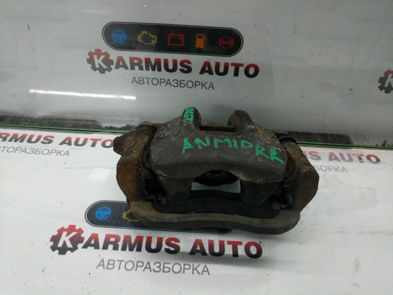 Суппорт Toyota Isis ANM10 1AZFSE задний правый