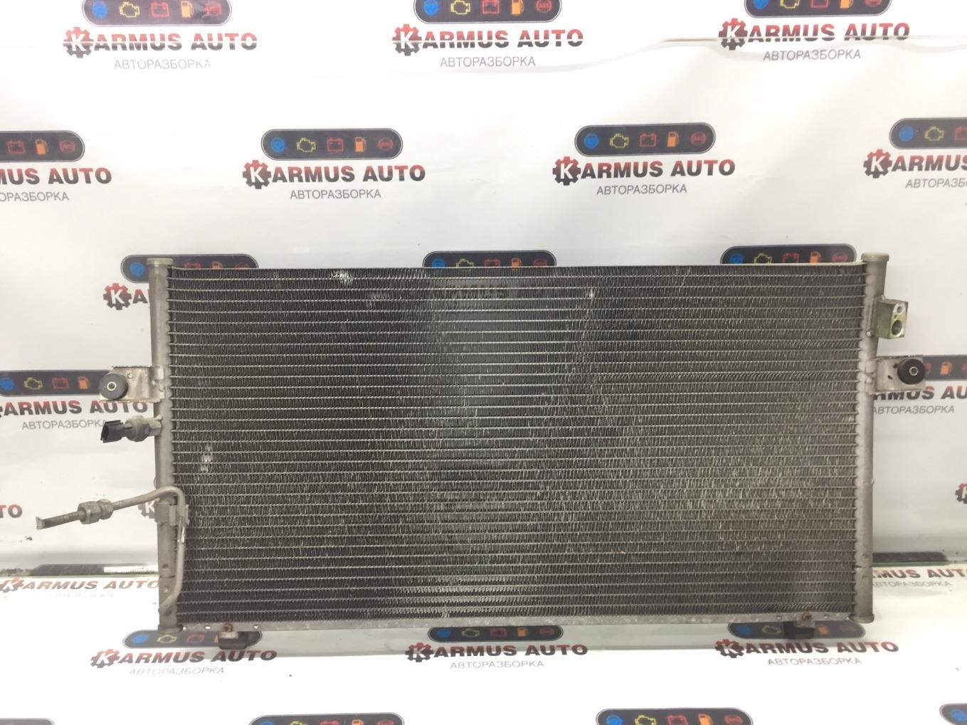 Радиатор кондиционера Nissan Cefiro A33 VQ20DE