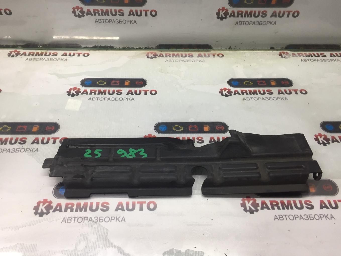 Защита радиатора Toyota Opa ZCT10 1ZZFE
