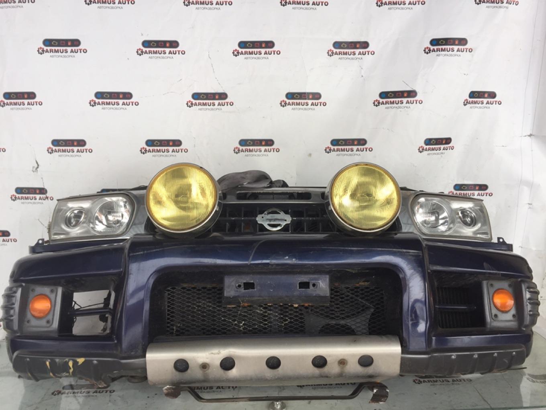 Ноускат Nissan Terrano RR50 QD32TI
