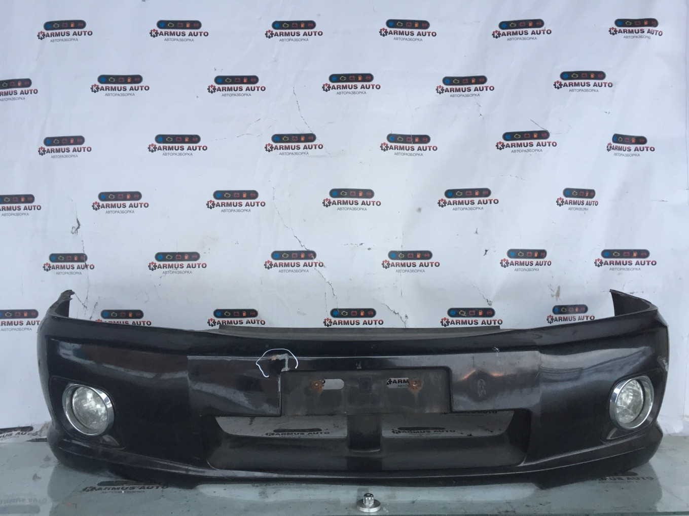 Бампер Subaru Forester SG5 EJ202 передний