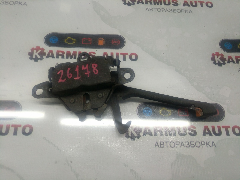 Замок капота Toyota Mark Ii Wagon Blit JZX110W 1JZFSE