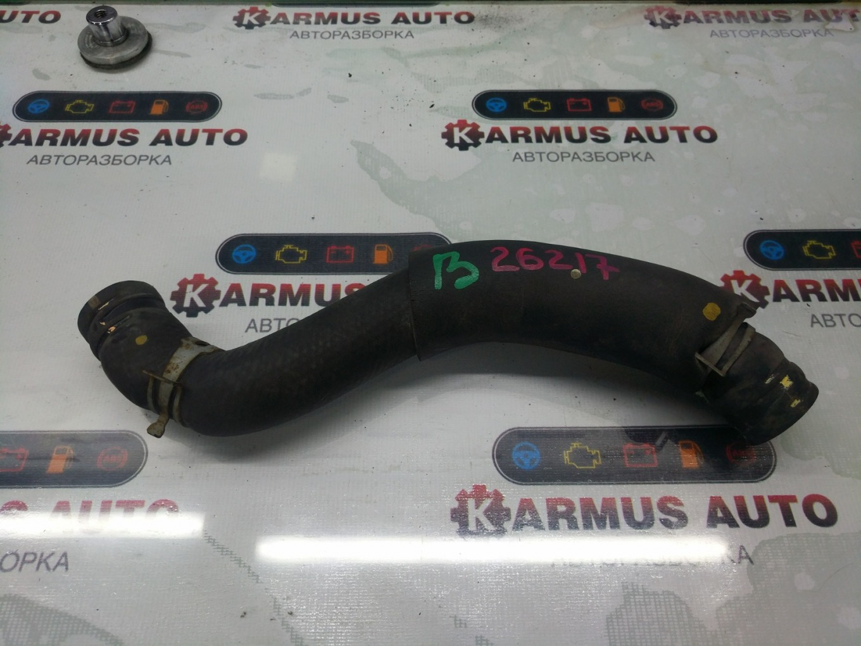 Патрубок радиатора Toyota Isis ANM10 1AZFSE верхний
