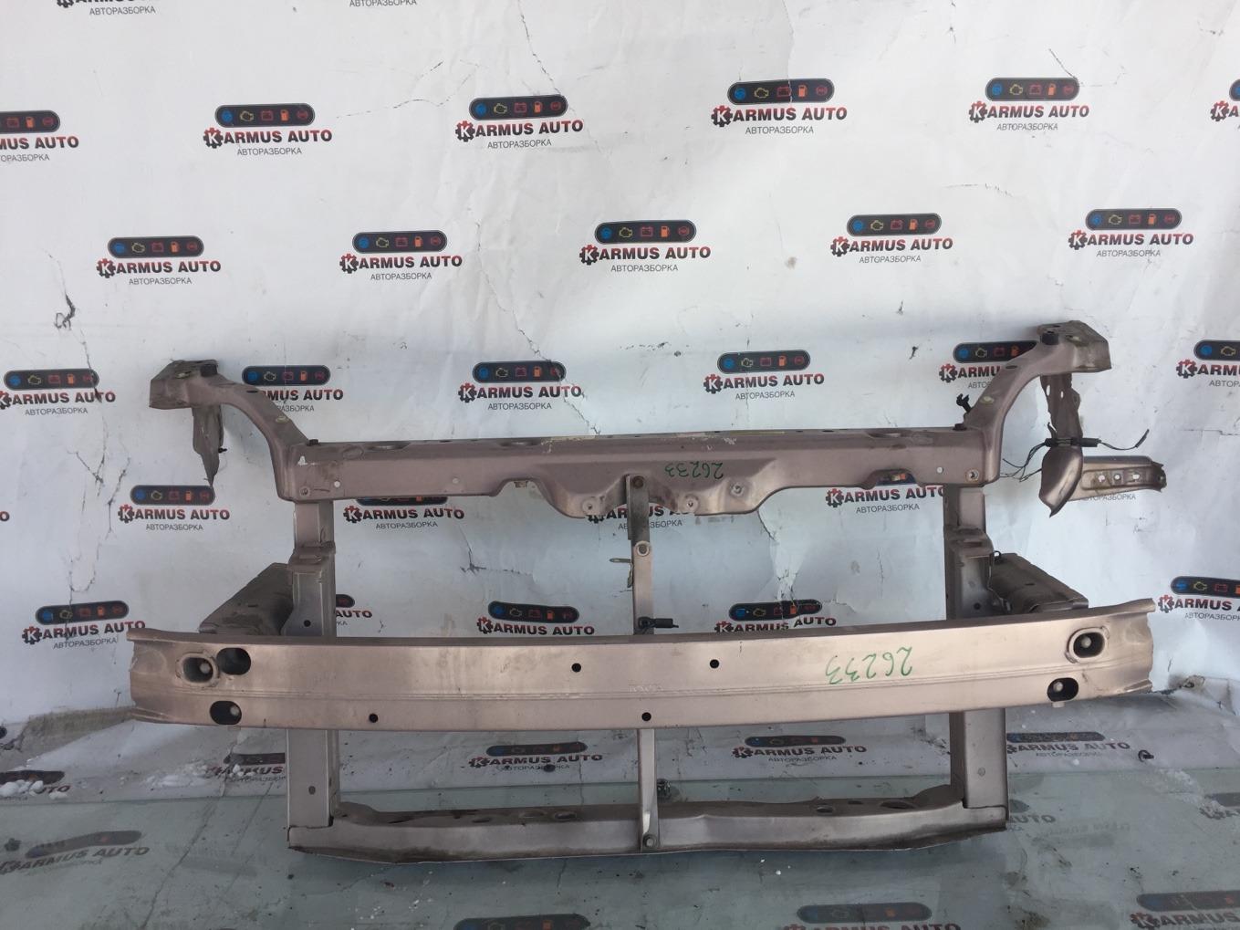 Рамка радиатора Toyota Vitz NCP10 2NZFE