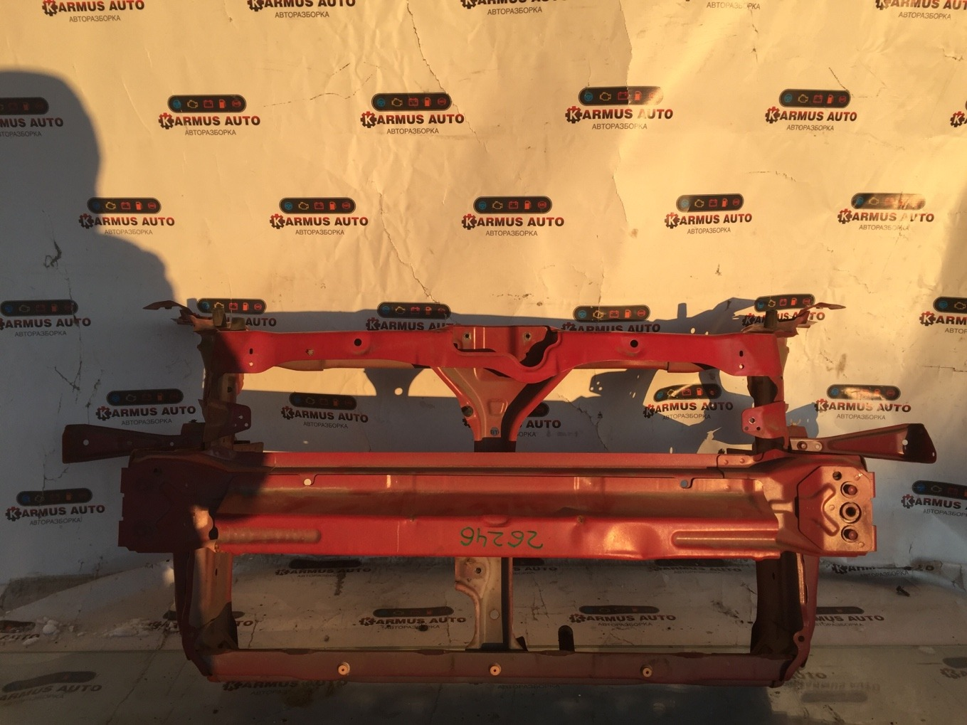 Рамка радиатора Honda Airwave GJ1 L15A