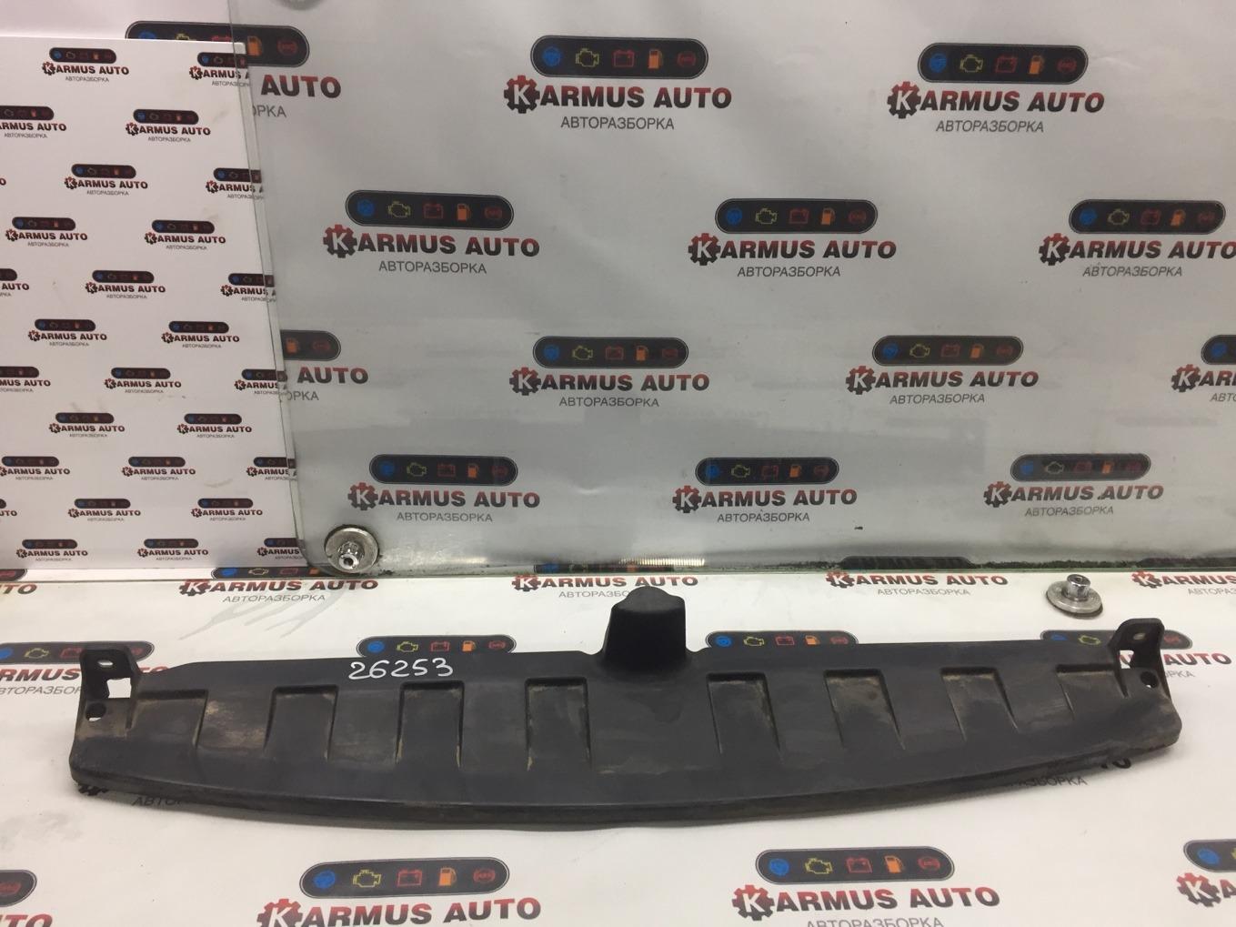 Защита бампера Honda Airwave GJ1 L15A передняя