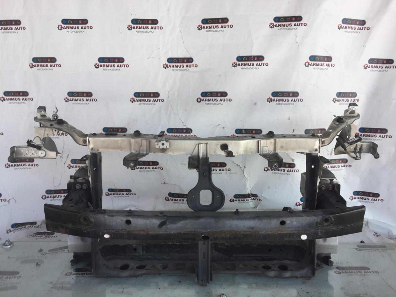 Рамка радиатора Toyota Mark X Zio ANA10 2AZFE
