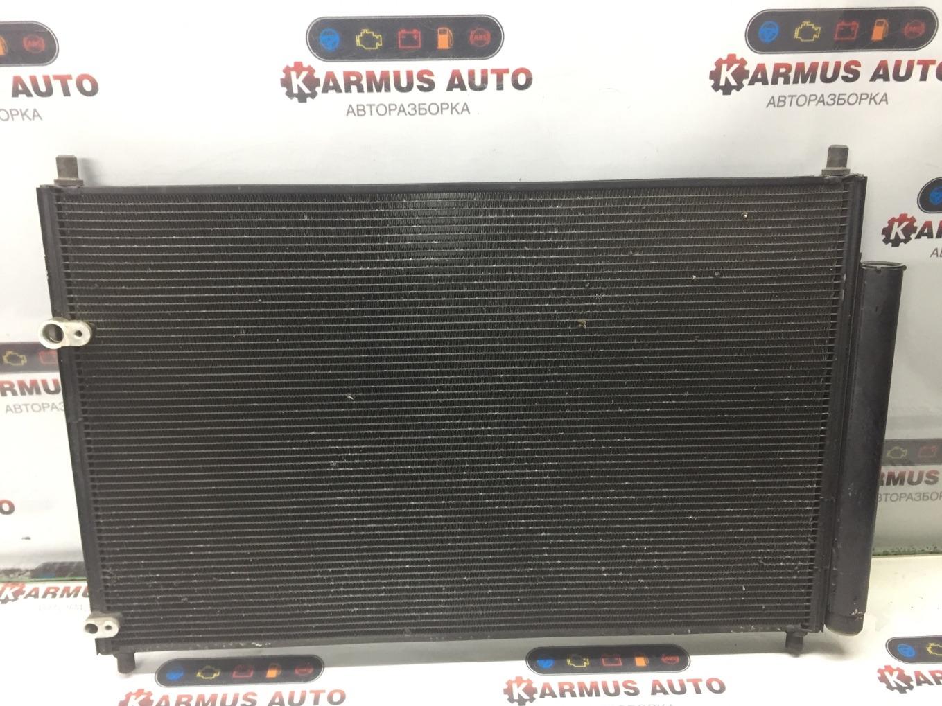 Радиатор кондиционера Toyota Mark X Zio ANA10 2AZFE