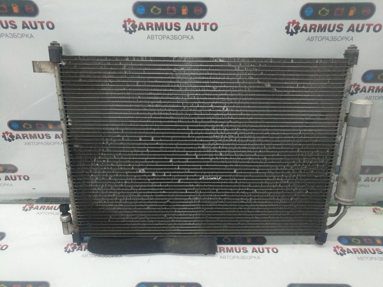 Радиатор кондиционера Nissan Lafesta B30 MR20DE