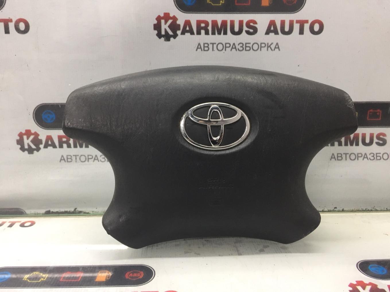 Подушка безопасности в руль Toyota Corolla Spacio NZE121 1NZFE