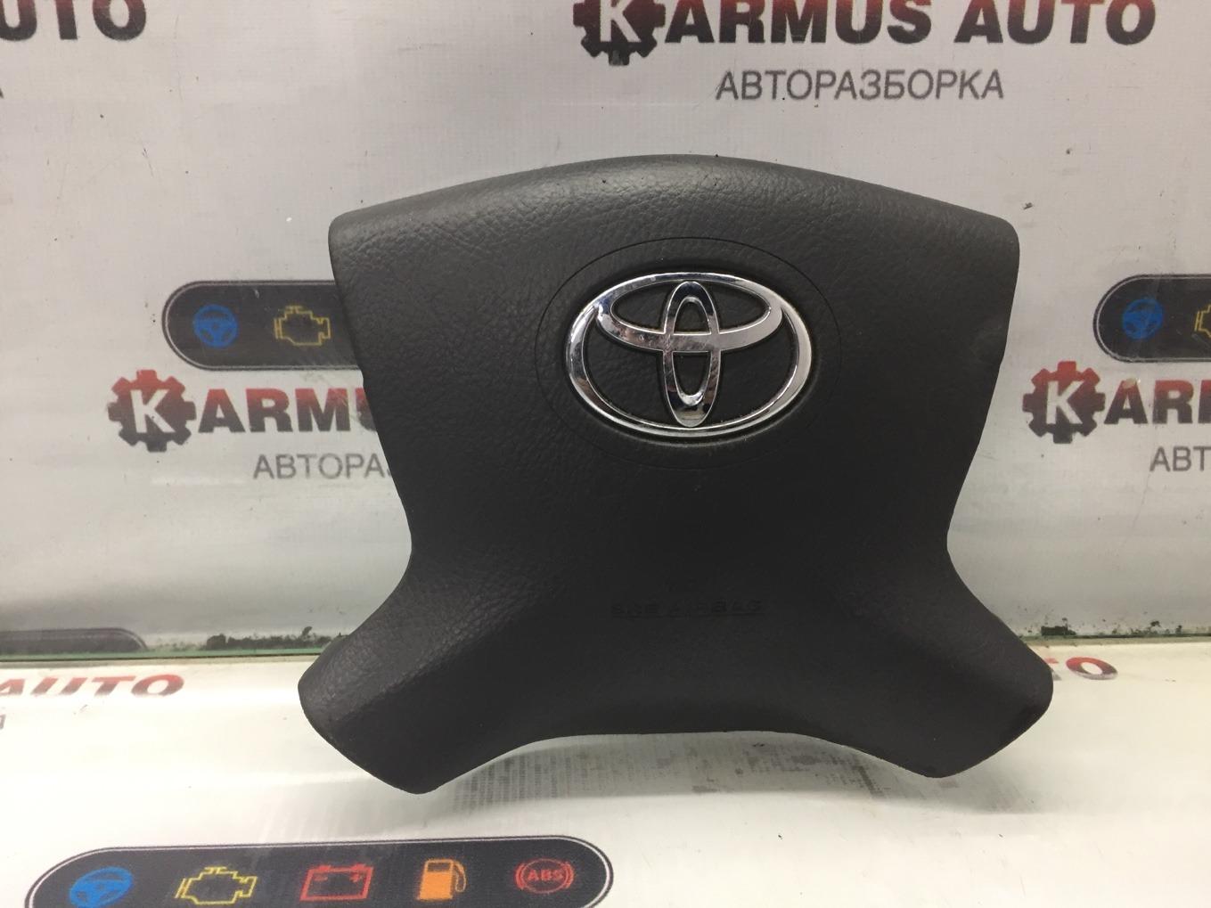 Подушка безопасности в руль Toyota Avensis AZT250 1AZFSE