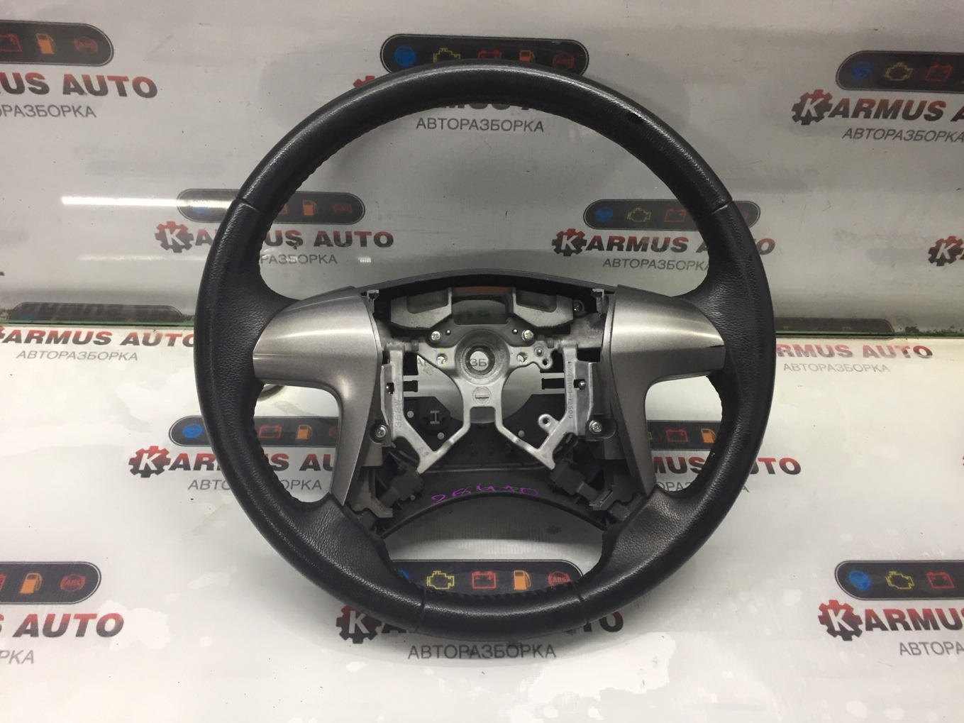 Руль Toyota Mark X Zio ANA10 2AZFE
