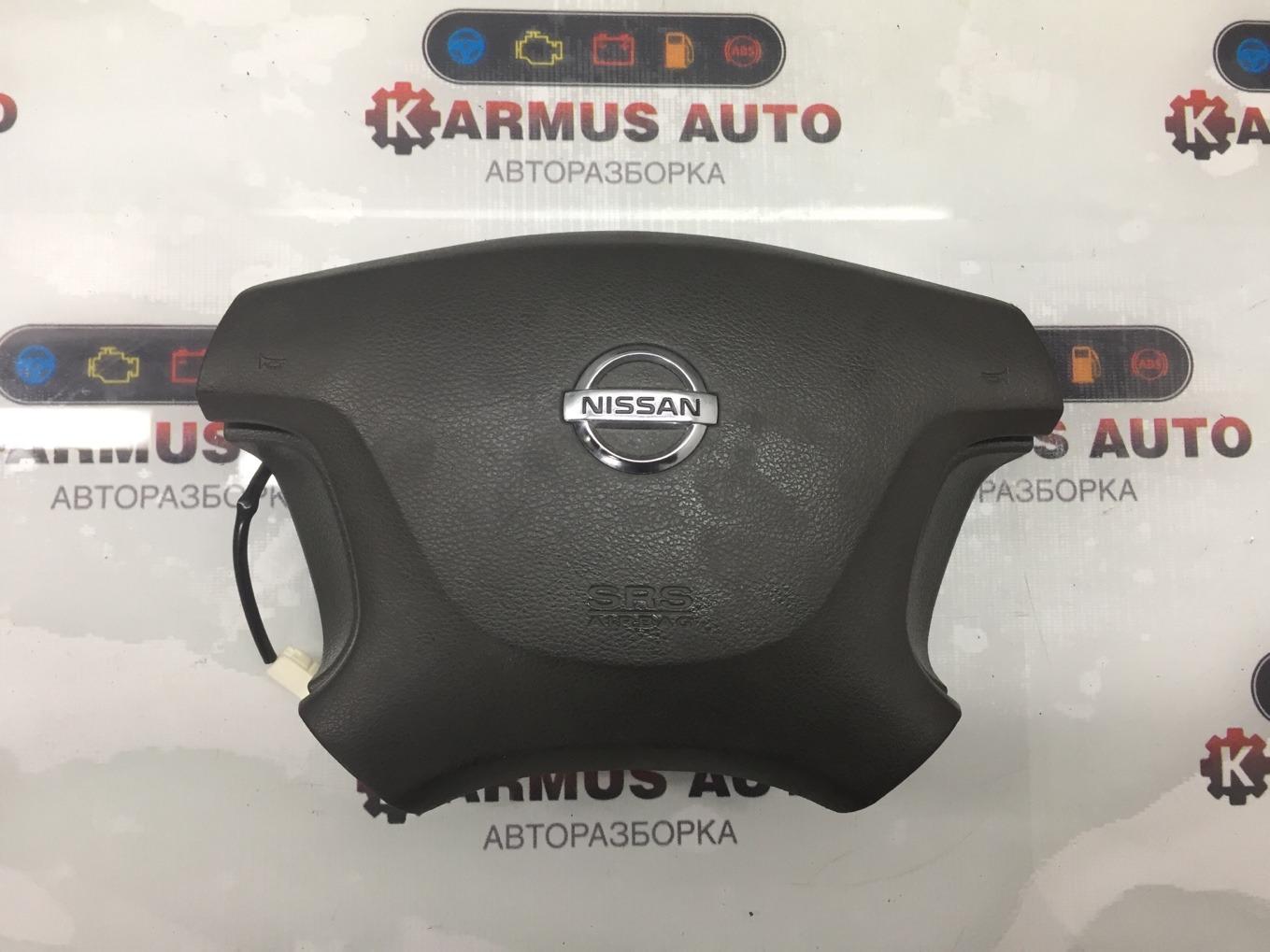 Подушка безопасности в руль Nissan Cefiro A33 VQ20DE