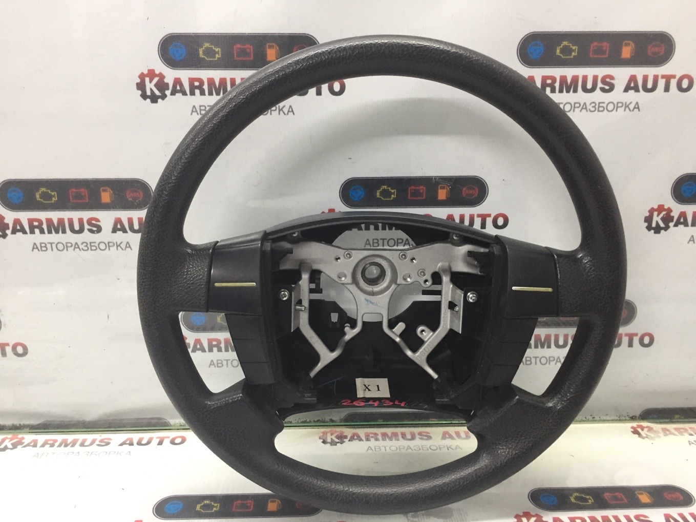 Руль Toyota Mark X GRX120 4GRFSE