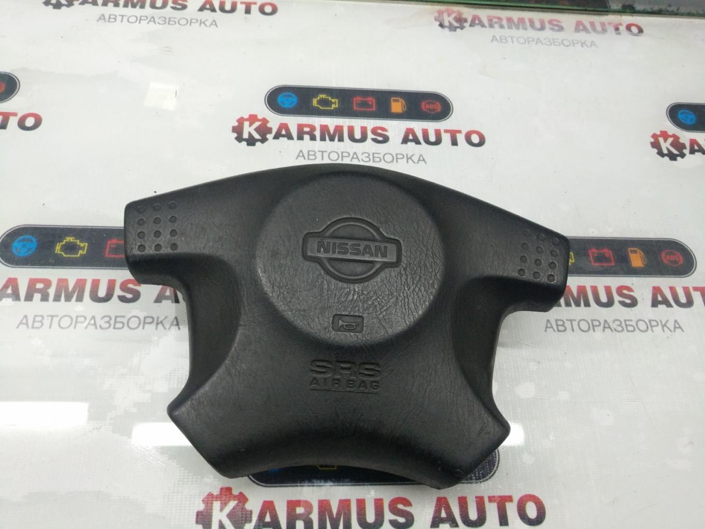 Подушка безопасности в руль Nissan Terrano RR50 QD32TI