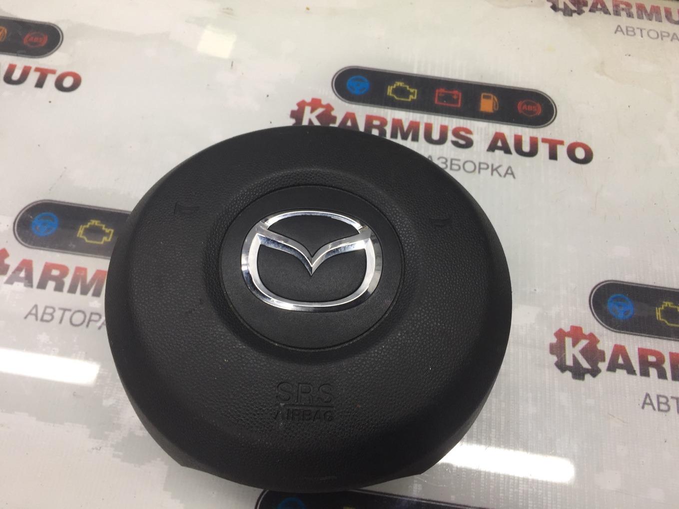 Подушка безопасности в руль Mazda Demio DE3FS ZJVE