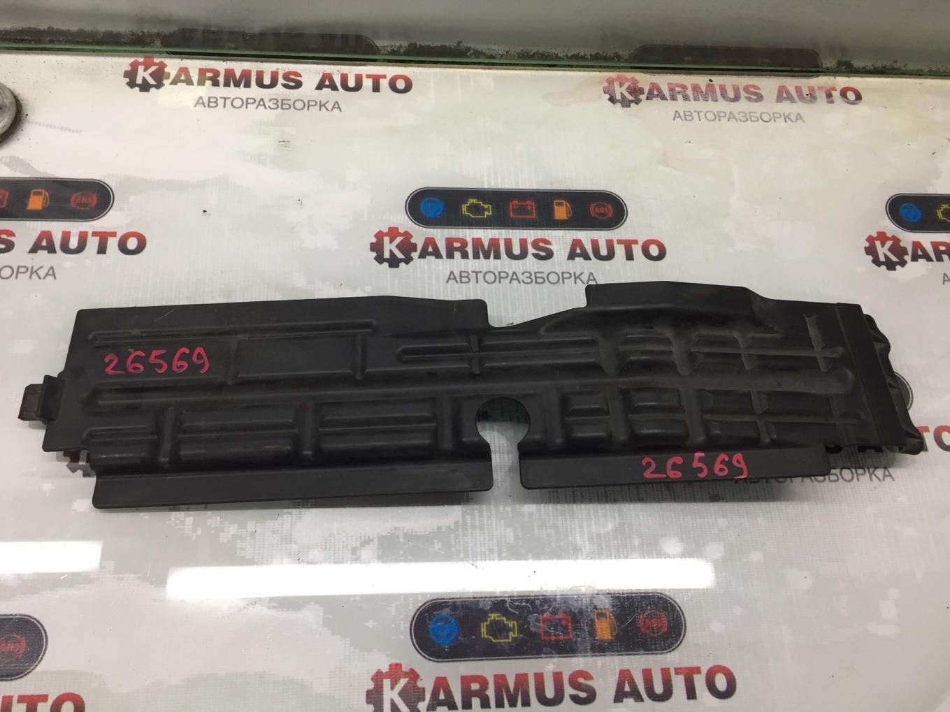 Защита радиатора Toyota Isis ANM10 1AZFSE