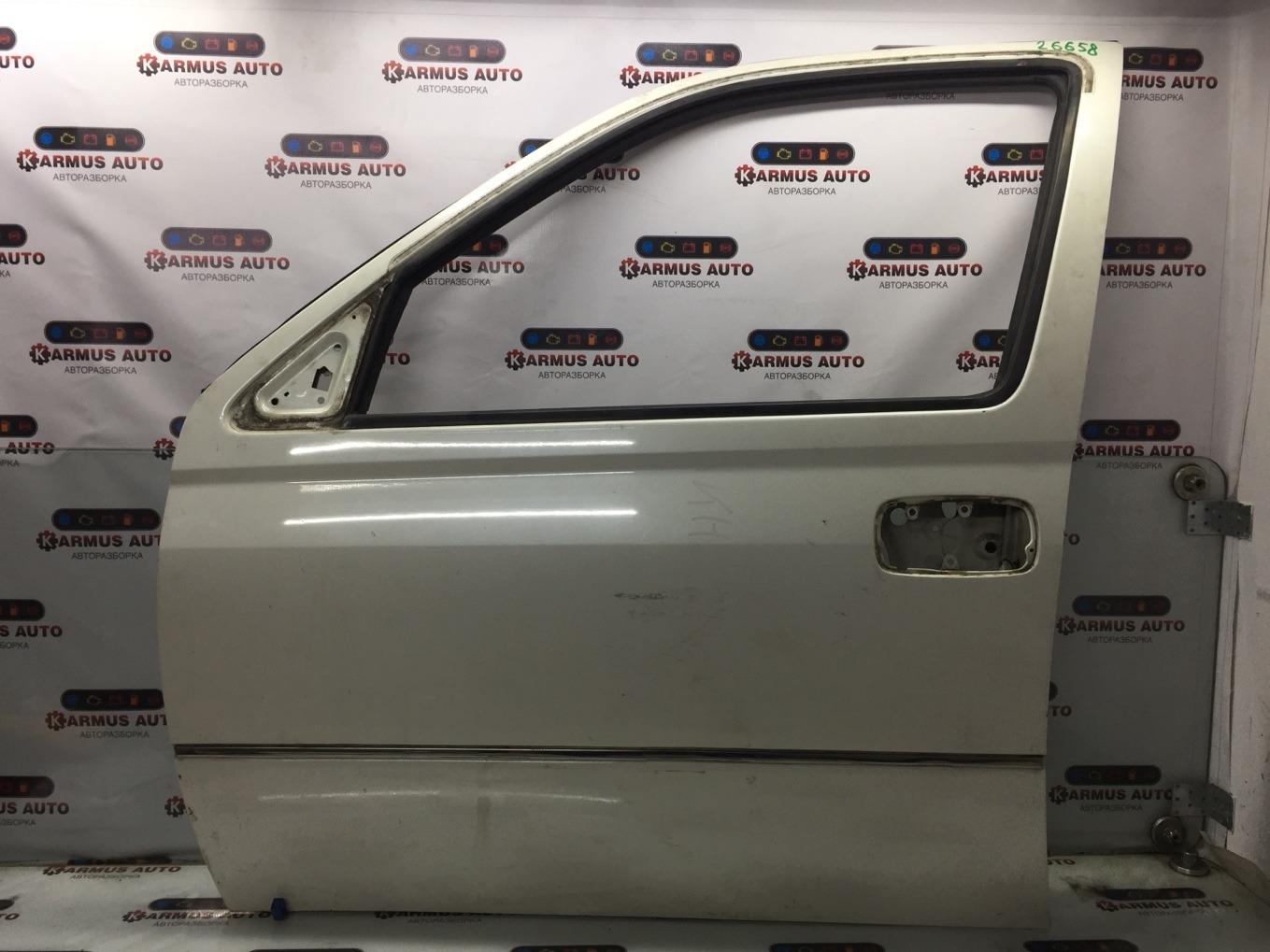 Дверь Toyota Vista SV50 3SFSE передняя левая