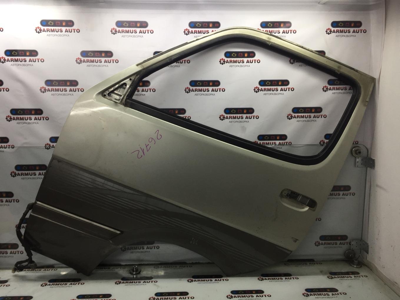 Дверь Toyota Hiace KZH106 1KZTE передняя левая
