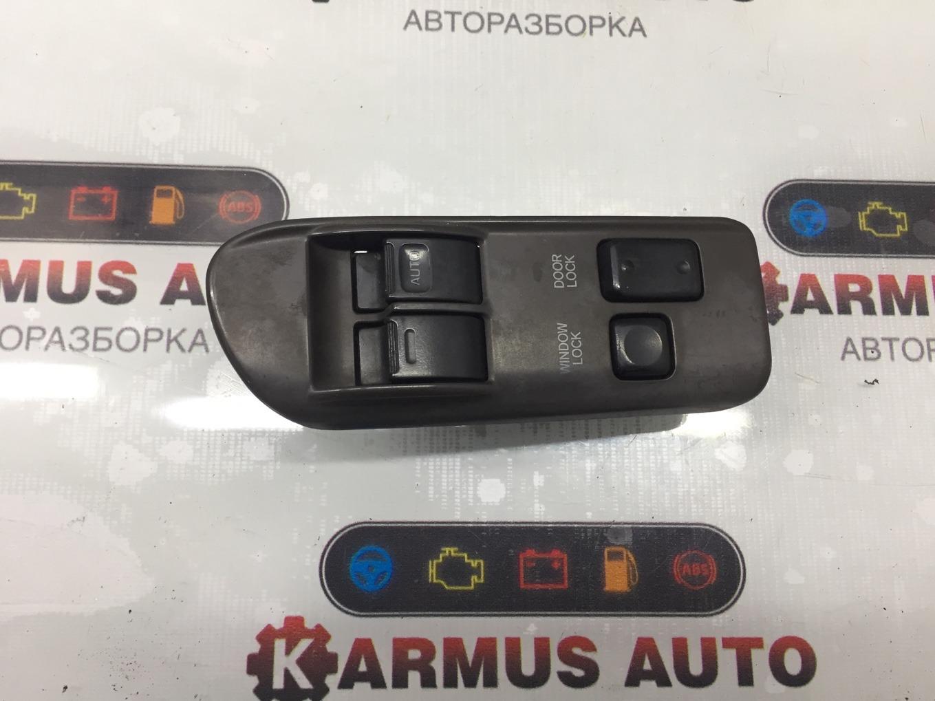 Блок управления стеклоподъемником Toyota Hiace KZH106 1KZTE передний правый