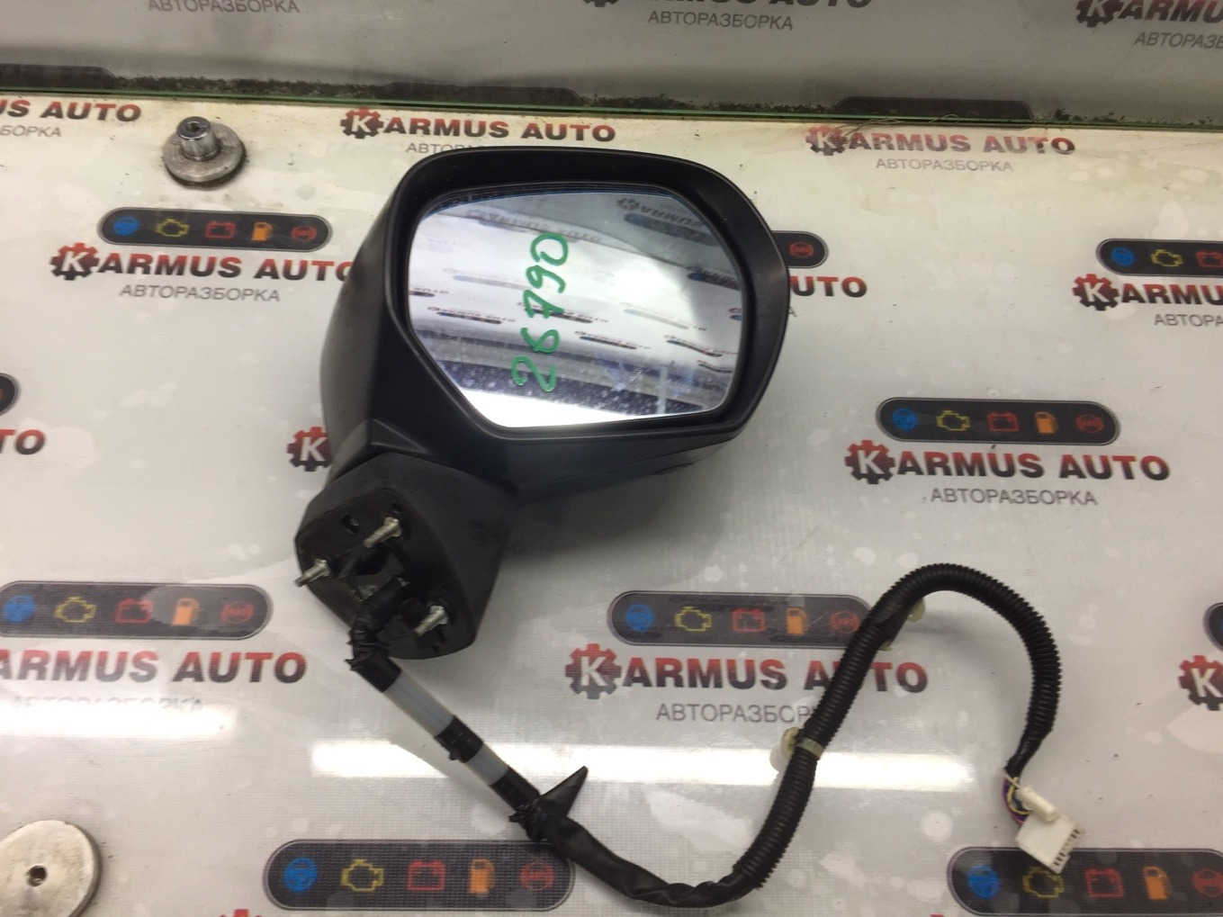 Зеркало заднего вида Honda Odyssey RB3 K24A правое