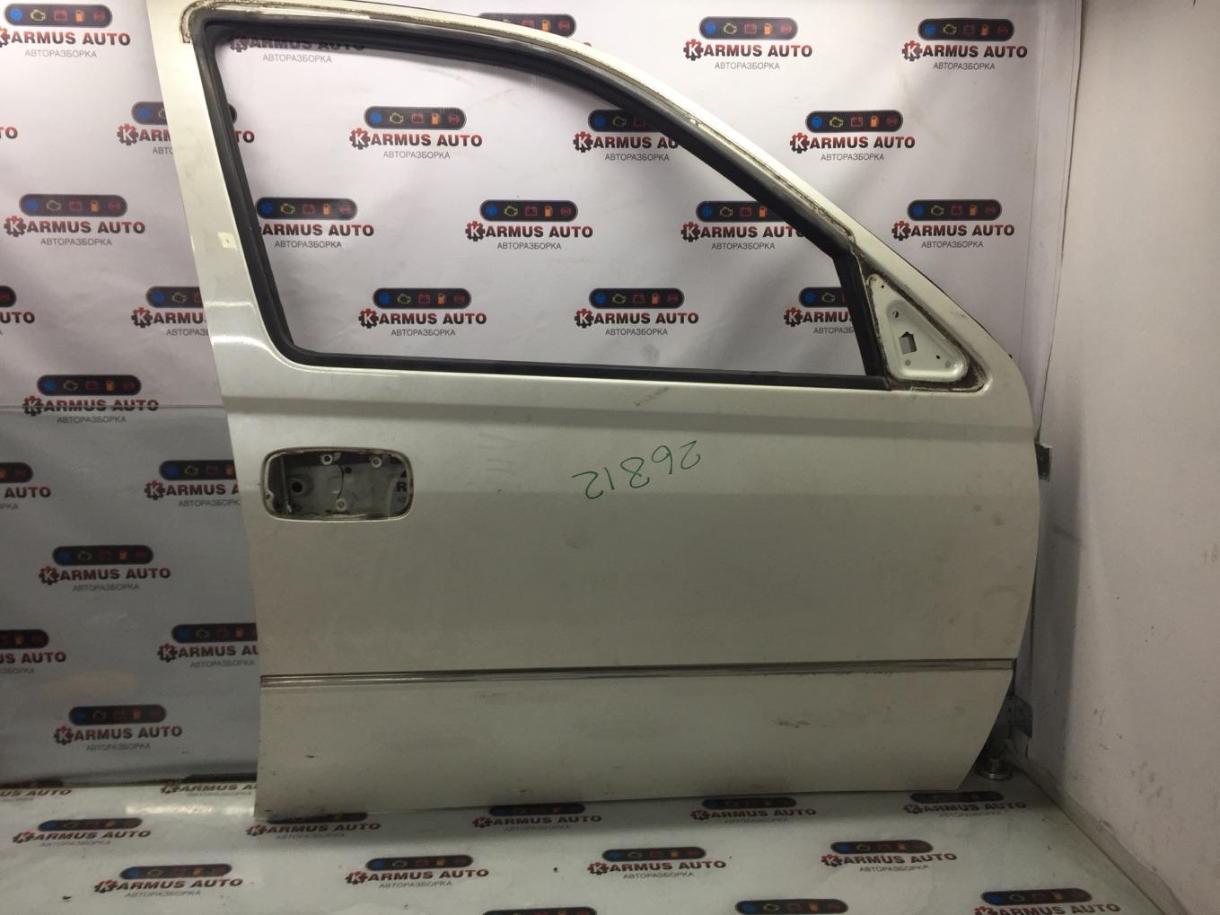 Дверь Toyota Vista SV50 3SFSE передняя правая