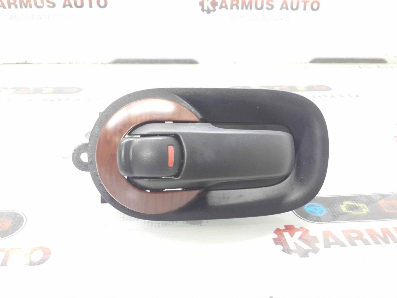 Ручка двери внутренняя Nissan Tiida C11 HR15DE передняя левая