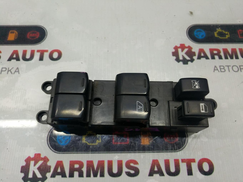 Блок управления стеклоподъемником Nissan Note E11 HR15DE передний правый