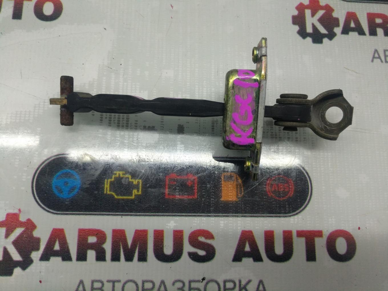Ограничитель двери Toyota Passo KGC10 1KRFE передний левый