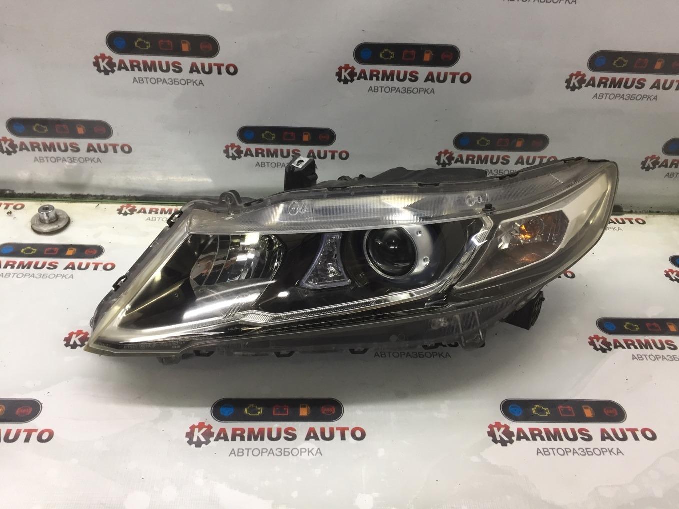 Фара Honda Odyssey RB3 K24A левая