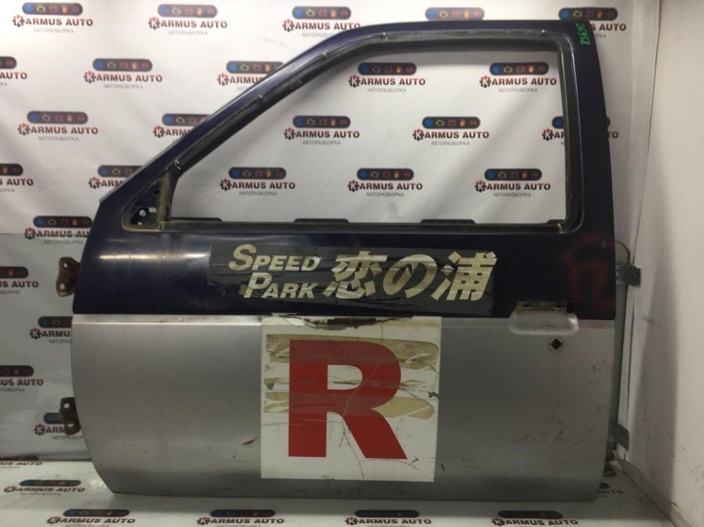 Дверь Nissan Terrano WHYD21 VG30E передняя левая