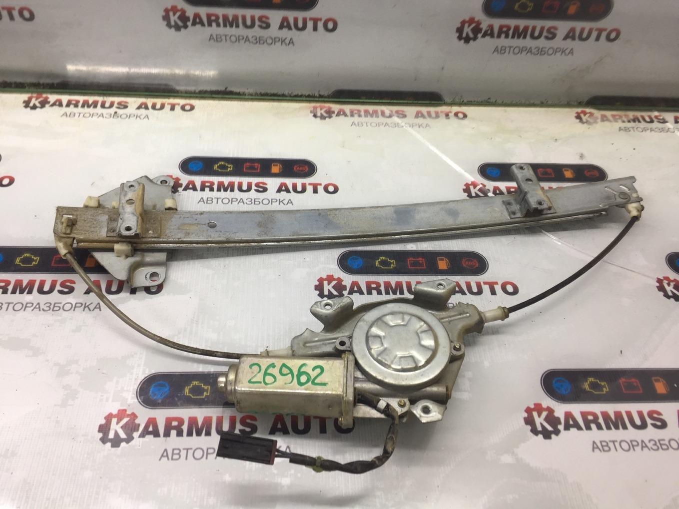 Стеклоподъемный механизм Nissan Terrano WHYD21 VG30E передний левый