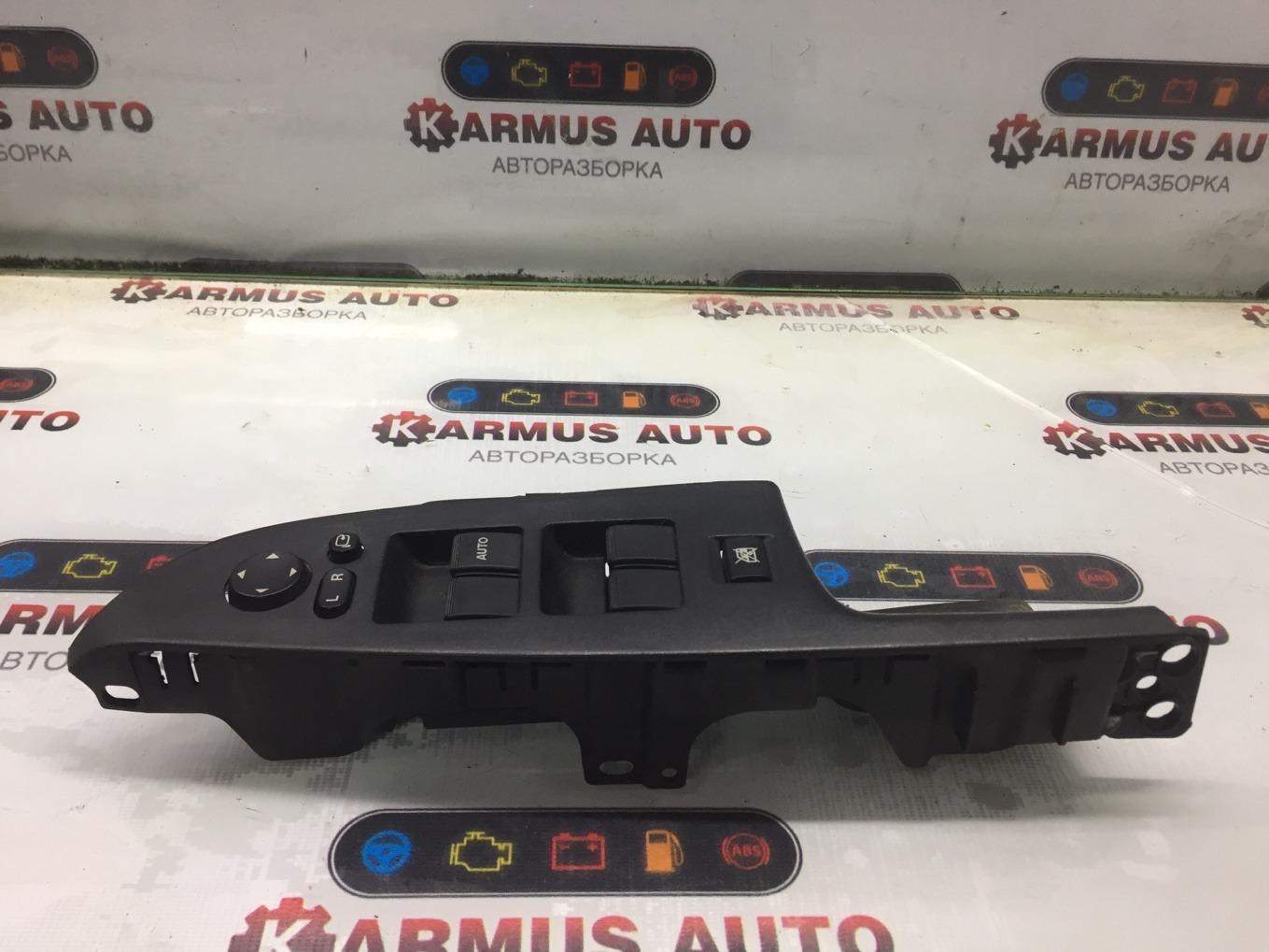 Блок управления стеклоподъемником Mazda Demio DE3FS ZJ-VE передний правый