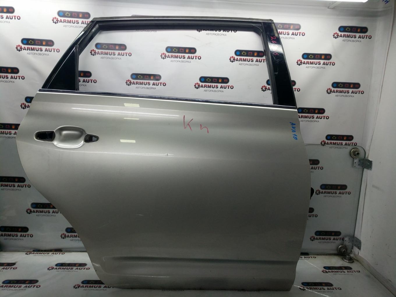 Дверь Toyota Mark X Zio ANA10 2AZFE задняя правая