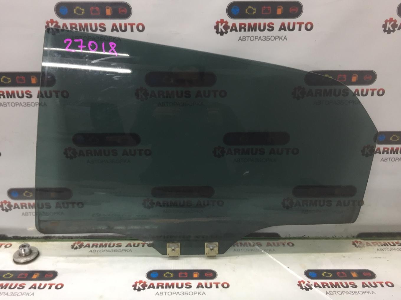 Стекло боковое Mazda Demio DE3FS ZJ-VE заднее левое
