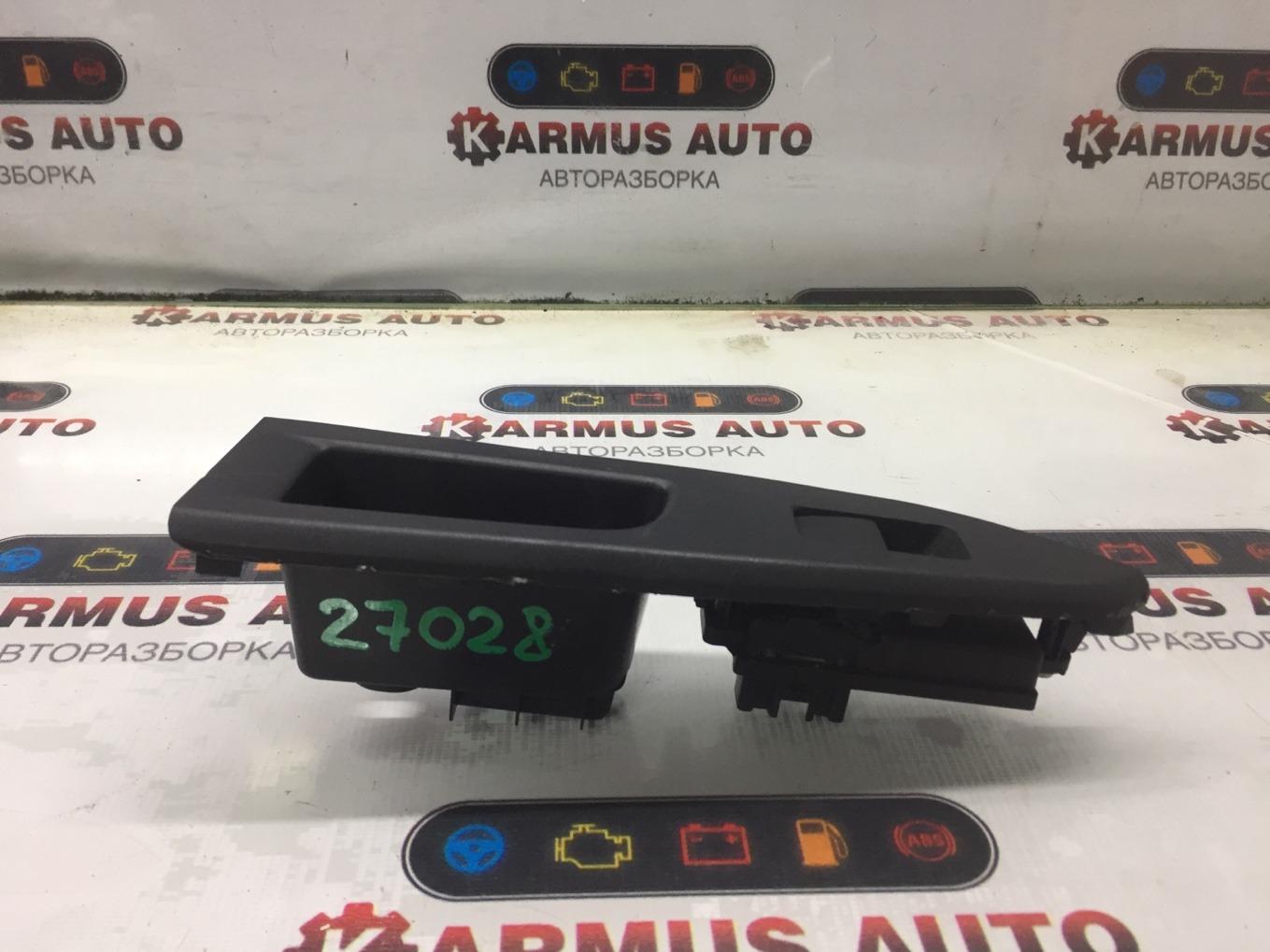Блок управления стеклоподъемником Mazda Demio DE3FS ZJ-VE задний левый