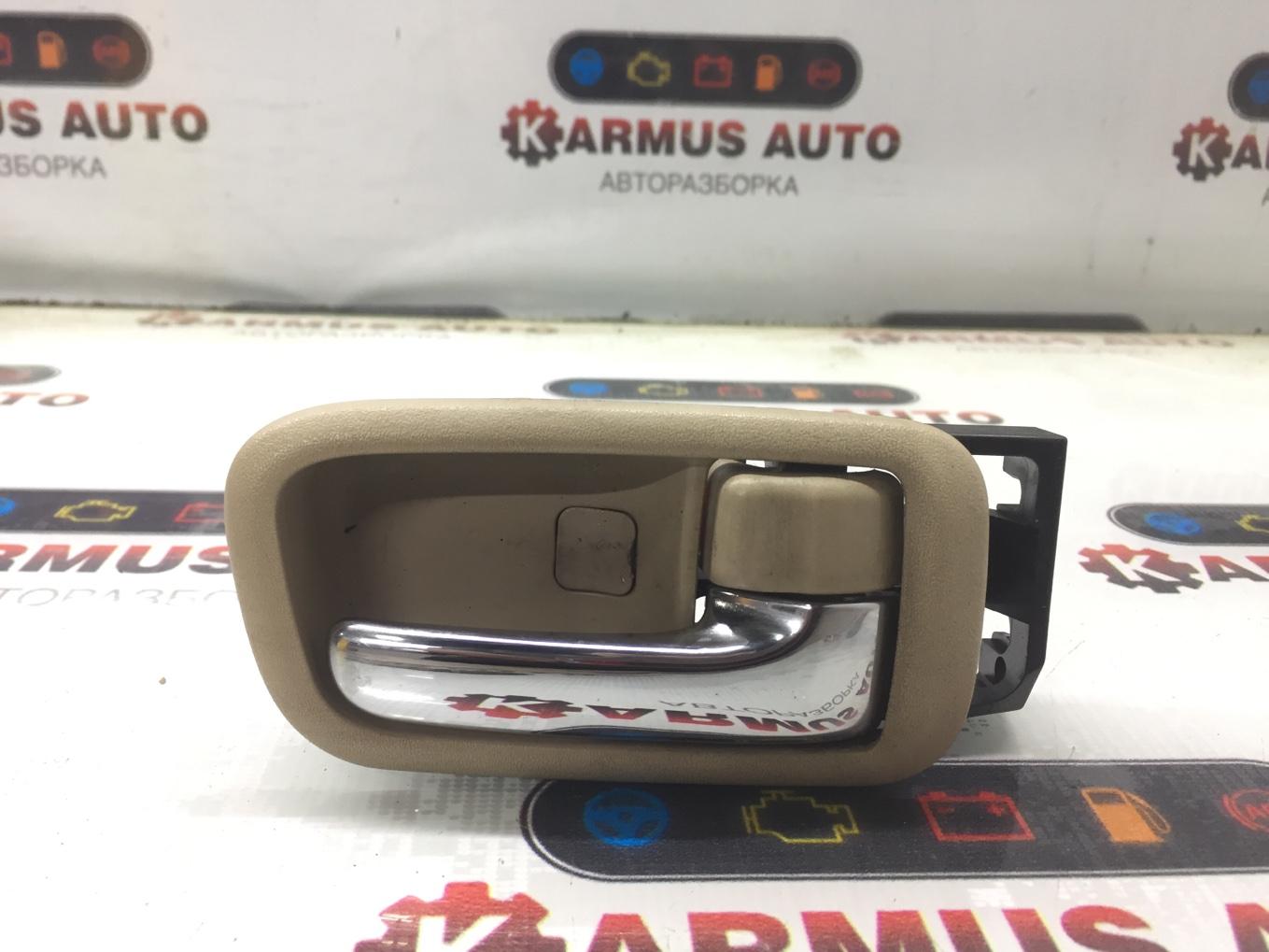 Ручка двери внутренняя Toyota Gaia ACM10 1AZFSE задняя правая