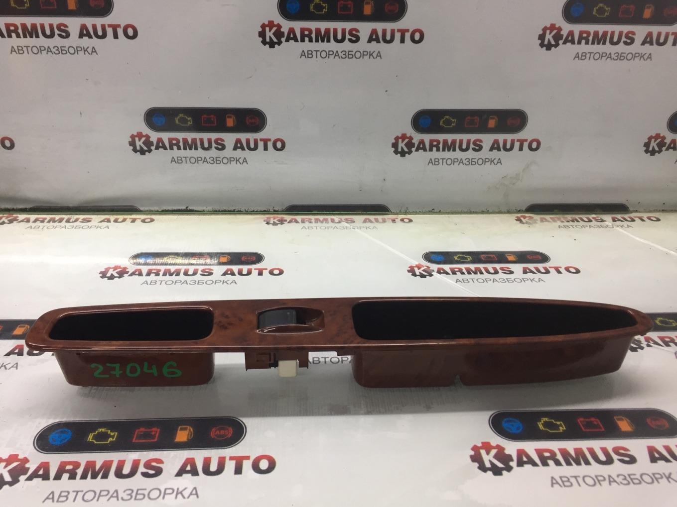 Блок управления стеклоподъемником Toyota Gaia ACM10 1AZFSE задний правый
