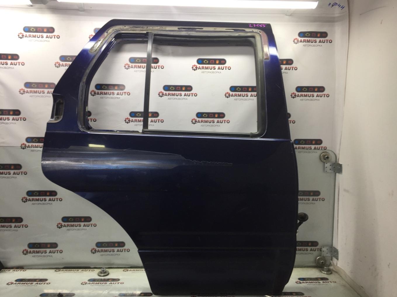 Дверь Nissan Terrano RR50 QD32TI задняя правая