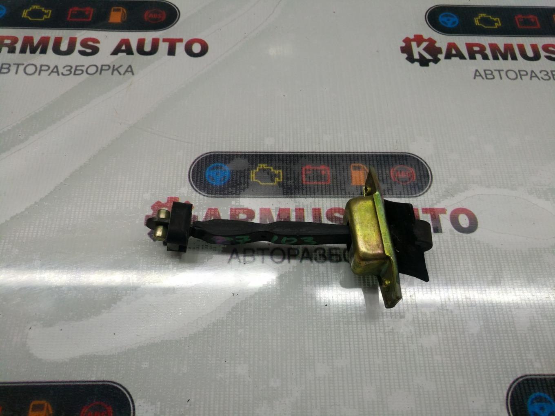 Ограничитель двери Toyota Chaser GX100 1GFE задний правый
