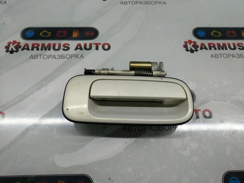 Ручка двери наружная Toyota Chaser GX100 1GFE задняя правая