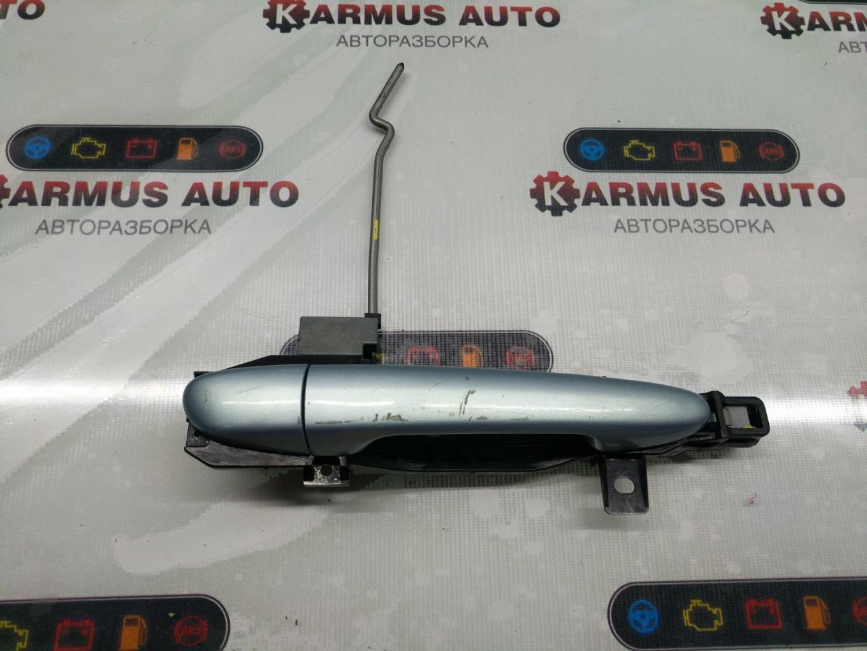Ручка двери наружная Mazda Demio DE3FS ZJ-VE задняя правая