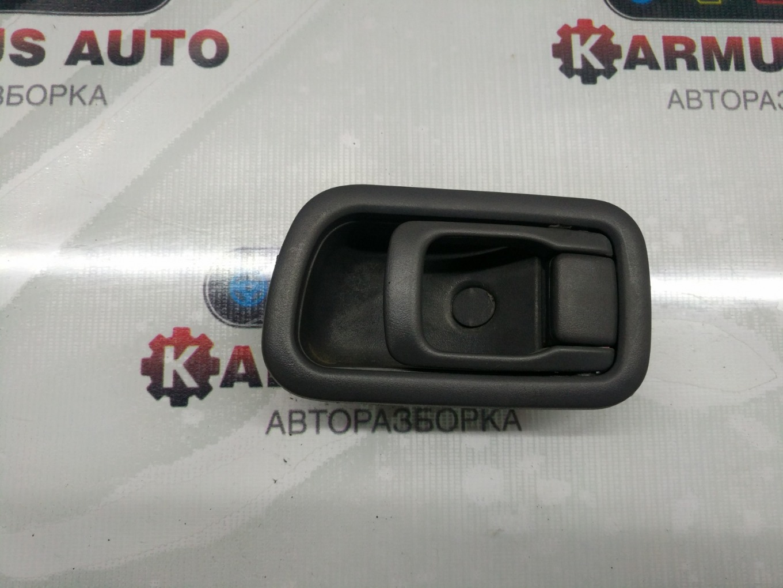 Ручка двери внутренняя Nissan Terrano RR50 QD32TI задняя правая
