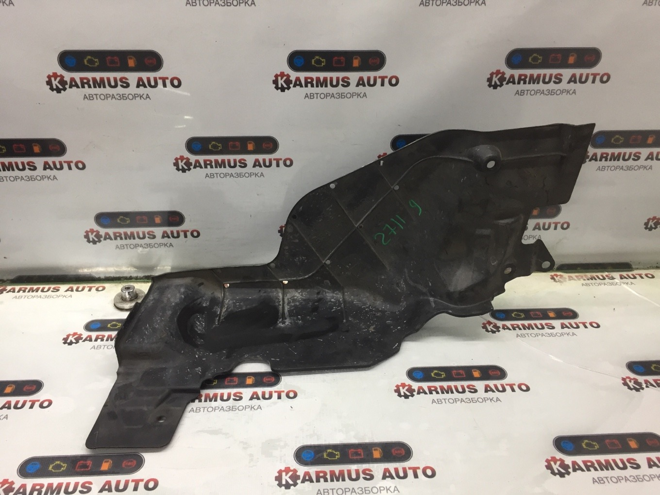 Защита двигателя Subaru Exiga YA4 EJ204 правая